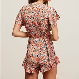 "Free People Other - Free People ""Surf Date"" Romper"